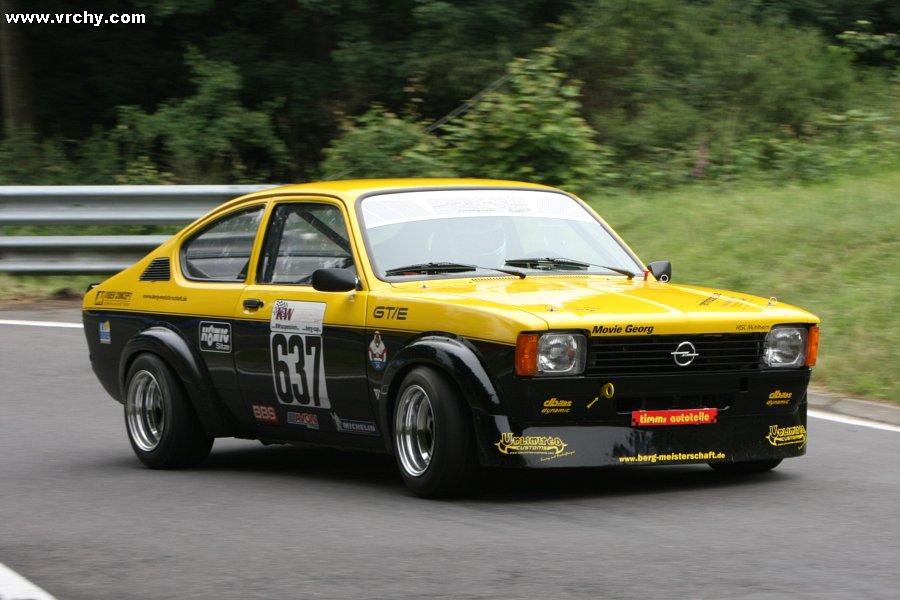 Opel Gte. Opel Kadett C GTE 6:27877